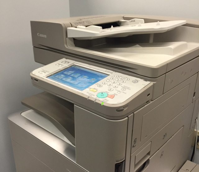 Office Copy machines can pose a data breach threat